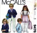McCall's 9476
