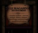 Au Bon Chaudron