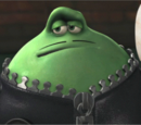 Flushed Away characters