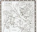 Juego de Tronos-Mapa El Sur