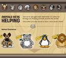 Animals We're Helping Catalog