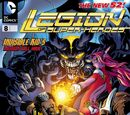 Legion of Super-Heroes Vol 7 8