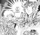 "Saint Seiya - Capítulo 27 ""¡Colisión! Armadura de Oro"""