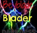 Beyblade Blader Darkness