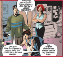 Peter Parker (Earth-982), May Parker (Earth-982), and Mary Jane Watson (Earth-982) from Spider-Girl Vol 1 27 0001.png