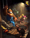 Doorstop Dash - Promotional - Donkey Kong Country 3.png