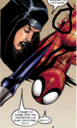 May Parker (Earth-982) and Elektra Natchios (Earth-982) from Spider-Girl Vol 1 75 0001.png