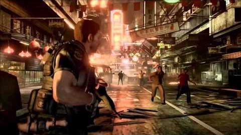 Resident Evil 6 promotions