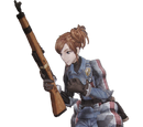 Valkyria Chronicles Duel Characters