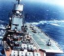 Soviet aircraft carrier Baku (Kiev class aircraft carrier)