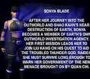 Sonya Blade (MK4)