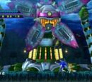 Sonic the Hedgehog 4: Episode II bosses