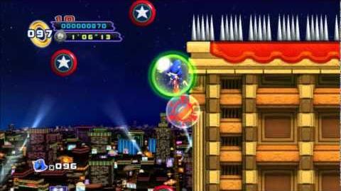 Sonic 4 Episode 2 - Episode Metal Act 3 Casino Street