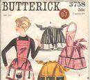 Butterick 3758