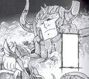 """Saint Seiya - Capítulo 47 """"Melodía Mortal"""""""