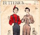 Butterick 4773 A