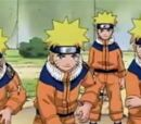 Jutsu: Clones de Sombra