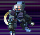 Burai Special Weapons B-Type