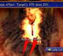 Burning Attack