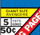 Giant-Size Avengers Vol 1 5/Images