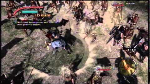 Warriors Legends of Troy Walkthrough Episode 1