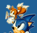 "Artwork of Miles ""Tails"" Prower"