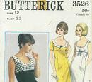 Butterick 3526 B