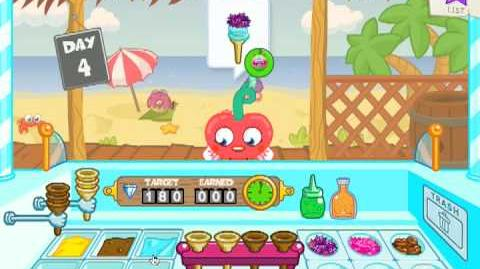 Moshi Monsters Free Online Virtual Pet - Ice Cream Game Open Now!