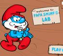 Papa Smurf's Hut