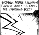 Calvin the Lightning Bolt