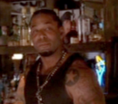 Bartender in Biker Bar