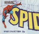 Spider-Man (UK) Vol 1 607
