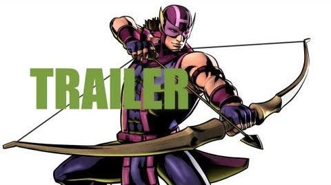 Ultimate Marvel vs. Capcom 3 Official Trailer