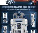 5001162 LEGO Exclusive R2-D2 Poster