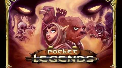 Pocket Legends Mobile MMO Trailer
