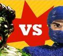 Ninjappreciation Day (Zombies vs. Ninjas)