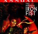 Immortal Iron Fist Annual Vol 1 1