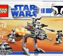 8014 Clone Walker Battle Pack