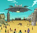 Cuando los extraterrestres atacan