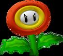 Fake Fire Flower