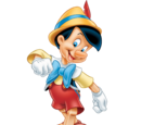 Users who are fans of Pinocchio