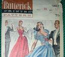 Butterick 5657 A