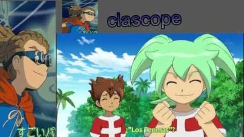 Inazuma Eleven GO Chrono Stone 1 - 2 2 Sub Español
