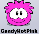 MarieBilly Archimedes Shears/Hot Pink Puffle?