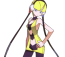 Electric Type Gym Leaders