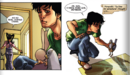 Loki Laufeyson (Kid Loki) (Earth-616), Leah (Earth-616), and Loki Laufeyson (Ikol) (Earth-616) from Journey into Mystery Vol 1 637 0001.png