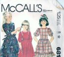 McCall's 6817 A