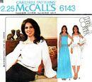 McCall's 6143 A