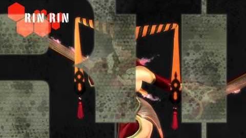 Anarchy Reigns - Rin Rin Trailer