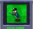 Police Zombie